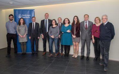 Se firma el acuerdo de colaboración entre la SEFH, la SCFC y Boehringer Ingelheim para formar una Red de Antídotos