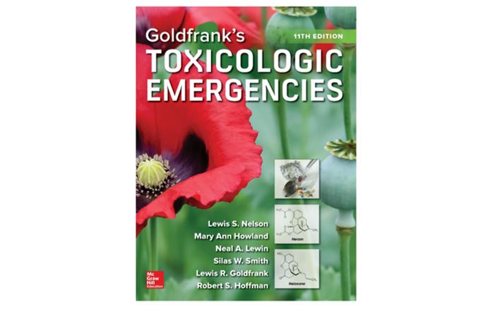 Goldfrank's Toxicologic Emergencies, (Robert S. Hoffman; McGraw-Hill, 11ª edición, 2019)