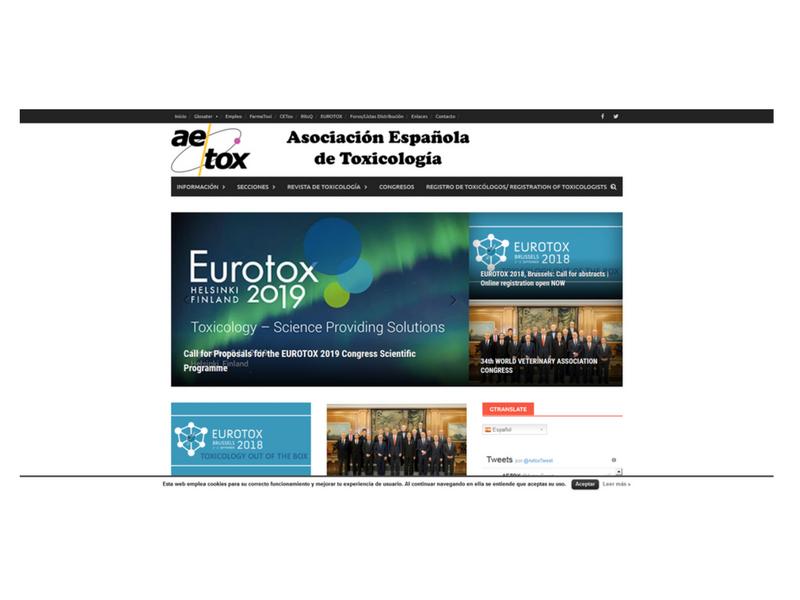 Asociación Española de Toxicología (AETOX)