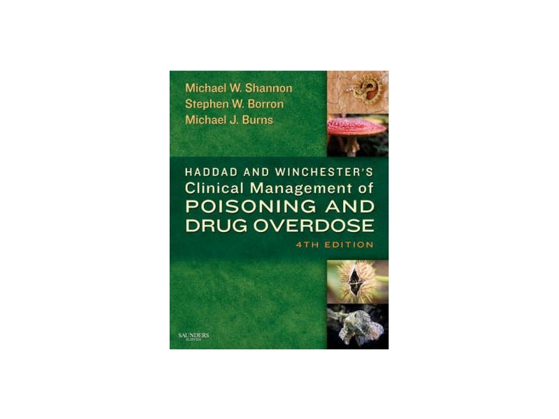 Haddad and Winchester's Clinical Management of Poisoning and Drug Overdose (MW. Shannon, SW. Borron, MJ. Burns; Ed. Saunders, 4ª edición, 2007)