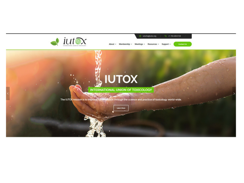 International Union of Toxicology (IUTOX)