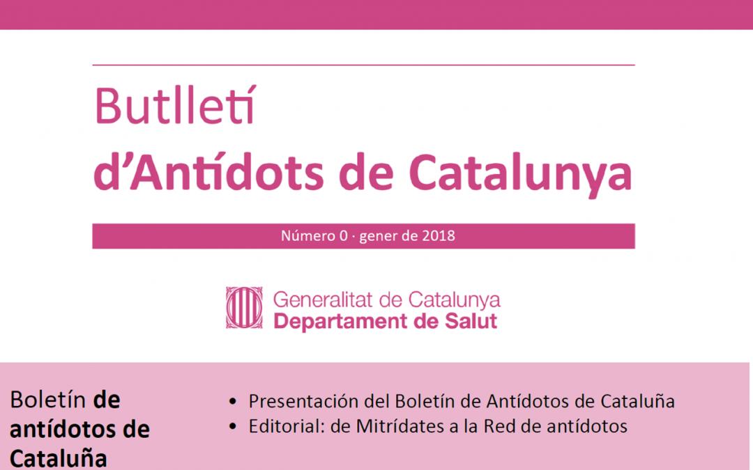 Nace el Butlletí d'Antídots de Catalunya (BAC)