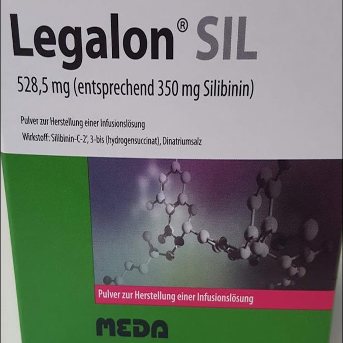 Problemas de suministro del antídoto silibinina
