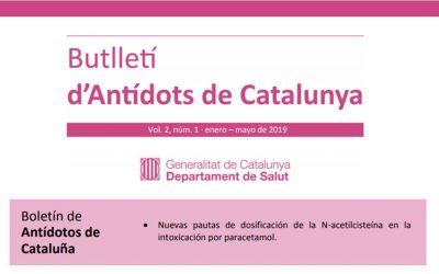 Ya está disponible el nuevo número del Butlletí d'Antídots de Catalunya (BAC)